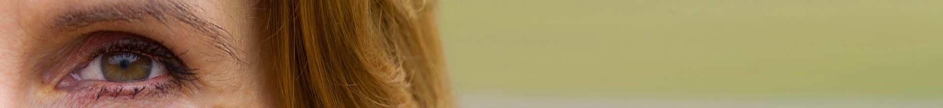 Ausschnitt des Gesichts von Alexandra Haring
