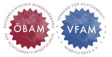 Logos ÖBAM und VFAM